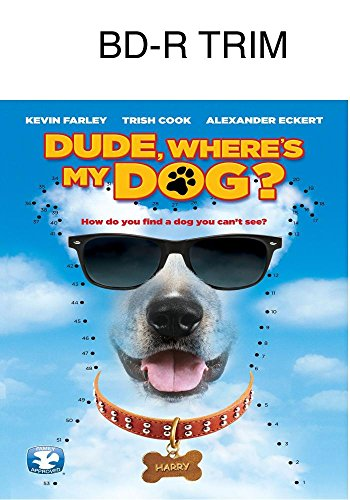 Dude Where's My Dog? [Blu-ray]