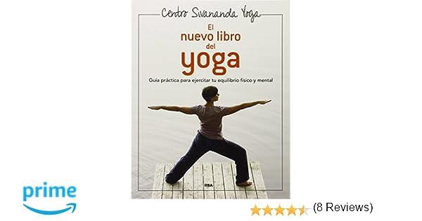 El nuevo libro del yoga: 031 (EJERCICIO CUERPO-MEN): Amazon.es ...