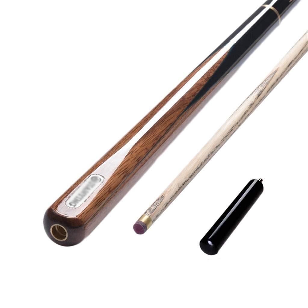 Lcrod プールの手掛り、先端10mmのまっすぐなスヌーカークラブ手は延長ハンドルが付いている滑らかな灰ポーランド人を磨きました (Color : Package 4) Package 4