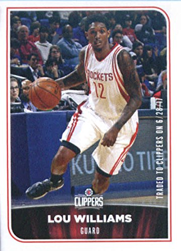 Amazon.com: 2017-18 Panini NBA Stickers #247 Lou Williams Los Angeles Clippers Basketball Sticker: Collectibles & Fine Art