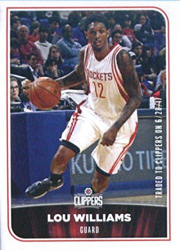 Amazon.com: 2017-18 Panini NBA Stickers #247 Lou Williams Los Angeles Clippers Basketball Sticker: Collectibles & Fine Art