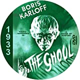 The Ghoul (1933) Classic Sci-fi and Horror Movie DVD-R by Ernest Thesiger