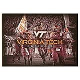 Virginia Tech Hokies ''Virginia Tech Football'' Wall Art