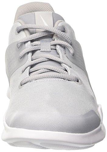 Nike 902813, Zapatillas de Gimnasia Hombre Gris (Wolf Grey/White)