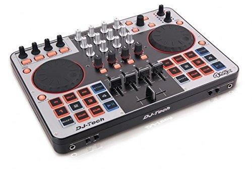 DJ Tech, 88-Key, 10.00 x 3.00 x 14.00 (4MIX)