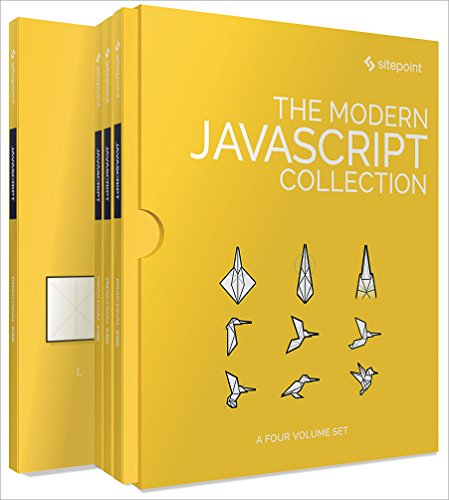 The Modern JavaScript Collection (Html5 And Css3 For The Real World)