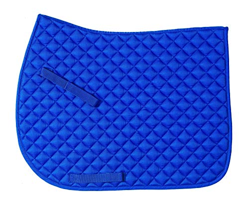 Imperial Saddle - Centaur- Imperial All Purpose Saddle Pad| Size| All-Purpose;Color| Royal Blue/Royal Blue