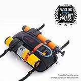Gearlab Deck Pod - Kayak/SUP Deck Bag, Paddling Magazine Award Winner 2019, Paddle Float, Bilge Pump