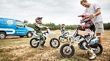 Moto Batería niños Torrot Kids E 10: Amazon.es: Coche y moto