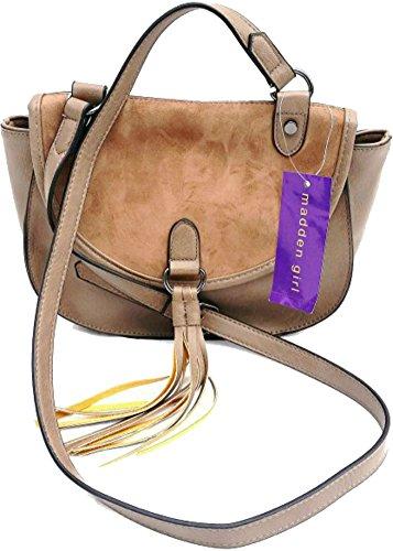 Madden Girl Crossbody Handbag - Madden Girl Crossbody Bag