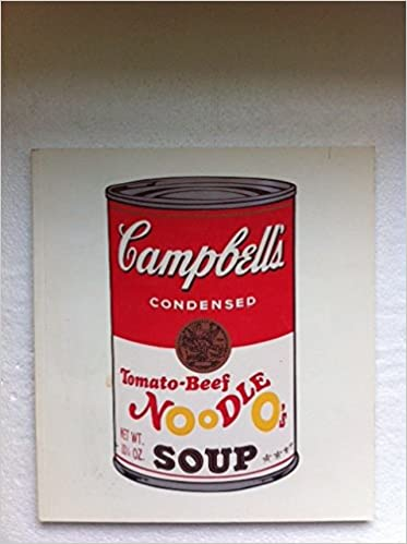 Soup to Nuts: Pop Art and Its Legacy