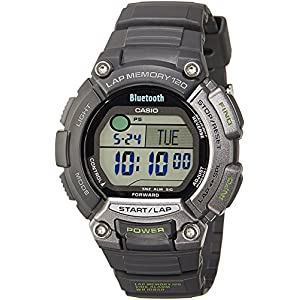 Casio Outdoor Digital Grey Dial Unisex Smart Fitness Watch – STB-1000-1ADF (S070)