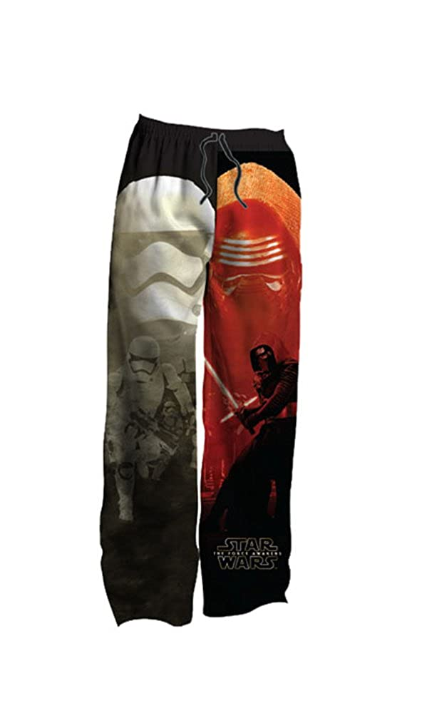 Mad Engine Star Wars Troopers & Kylo Ren Mens Lounge Pants
