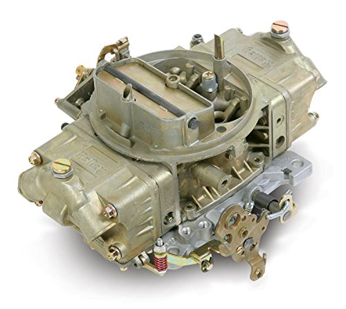 Holley 0-4780C Model 4150 Double Pumper 800 CFM Square Bore 4-Barrel Mechanical Secondary Manual Choke New Carburetor