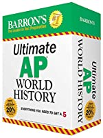 Ultimate AP World History: Everything you need to get a 5 (Barron's AP)
