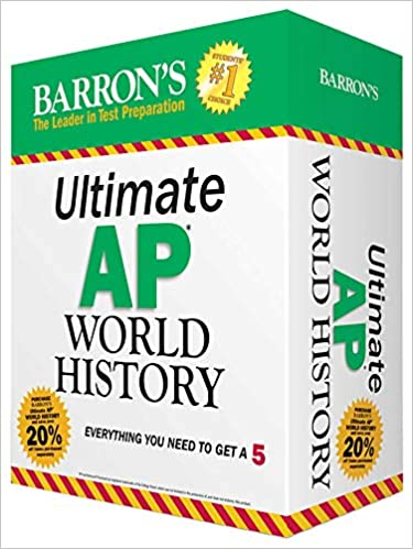 Ultimate AP World History Everything You Need To Get A 5