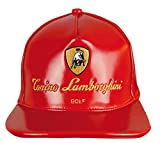 Tonino Lamborghini Unisex Synthetic Leather Golf Cap