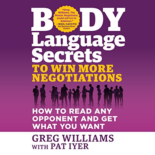 Body Language Secrets to Win More Negotiations Audiobook [Free Download by Trial] thumbnail