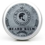 Kingsman Beard Balm, leave in beard conditioner, XL 60ml