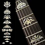 Fretboard Markers Inlay Sticker Decals for Guitar & Bass - Garcia Deluxe - WP