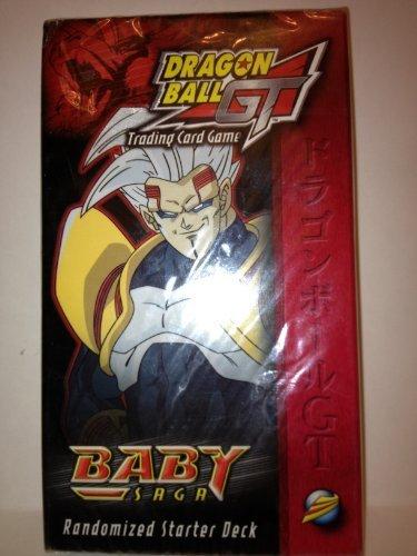 Dragon Ball Gt Baby Saga - Dragon Ball GT Trading Card Game Baby Saga Starter Deck