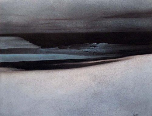 Minimalist Landscape by