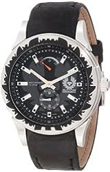Belstaff Men's BLF2004-AA Adventure Automatic Black Dial Watch