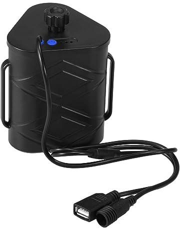 Caja de Almacenamiento portátil para automóvil con Gancho teléfono móvil Negro multifunción LIOOBO Bolsa de Salida de Aire