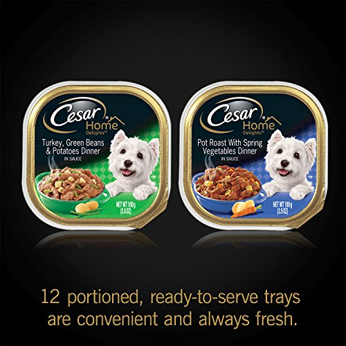 CESAR-HOME-DELIGHTS-Variety-Pack-Turkey-Pot-Roast-Dog-Food-Trays-35-oz-12-Count