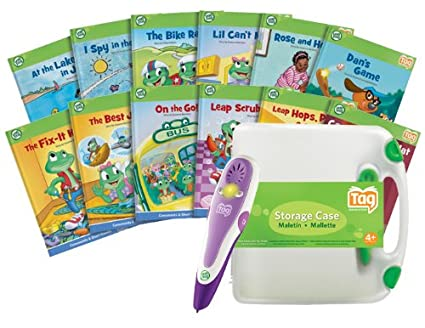 Amazon leapfrog tag learn and love to read set toys games leapfrog tag learn and love to read set gumiabroncs Gallery