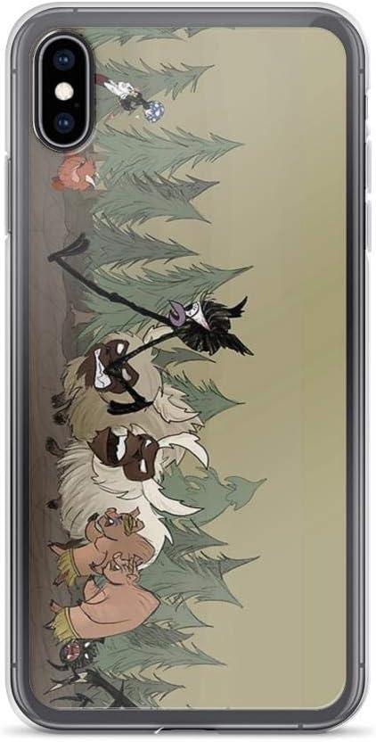 Amazon.com: iPhone 7 Plus/iPhone 8 Plus Case Clear Anti-Scratch ...