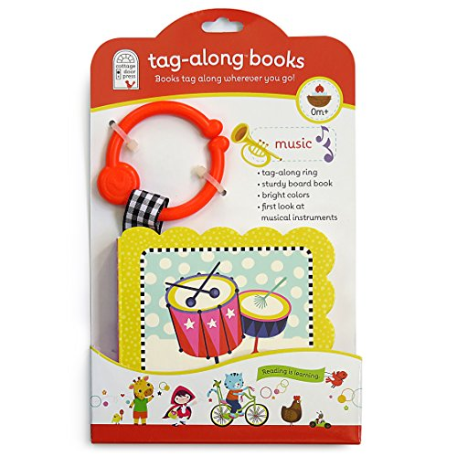 Music: Tag Along Ring Board Book