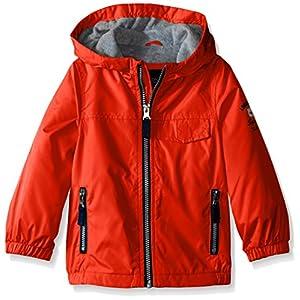 LONDON FOG Boys' Fleece Lined Windbreaker Jacket
