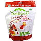 YumEarth, Organic Freshest Fruit Organic Hard Candies, 13 oz (368.5 g) YumEarth, Organic Freshest Fruit Organic Hard Candies, 13 oz (368.5 g) - 2pcs