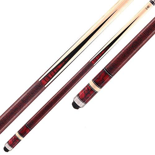 Mcdermott Pearl Cue - McDermott S23 Star Red Pearl Pool Billiards Cue Stick