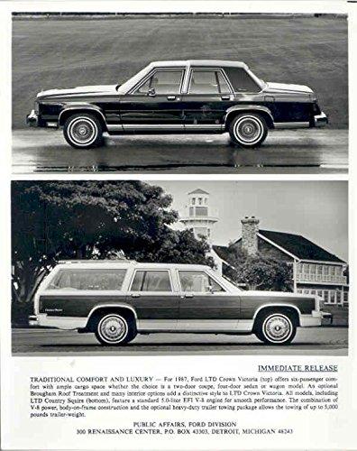 1987-ford-ltd-crown-victoria-wagon-photo-poster