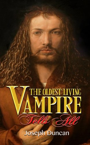 Oldest Living Vampire Tells All ebook product image