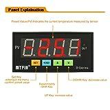 LEVEL MYPIN Digital Sensor Meter Multi-functional Intelligent LED Display 0-75mV/4-20mA/0-10V Input Pressure Transmitters