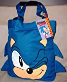 Sonic The Hedgehog Classic Game Woman's TOTE BAG, Bags Central