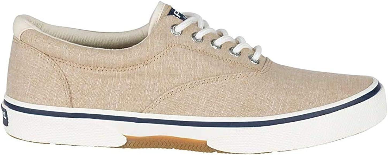 Halyard CVO Chambray Sneaker, Tan