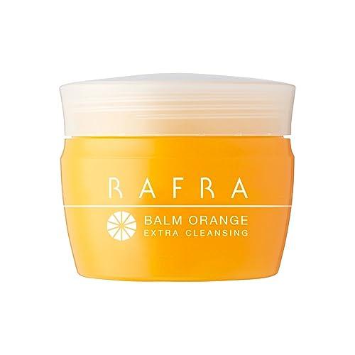 ラフラバームオレンジホットクレンジング50g[ダブル洗顔不要・毛穴対策・角質除去]