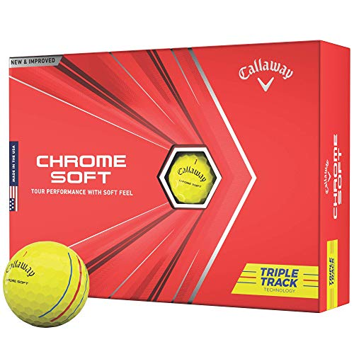 2020 Callaway Chrome Soft Golf Balls