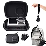 Wulidasheng Handbag,Waterproof Storage Case Portable Hardshell Mini Hard Bag Carrying Case Travel Organizer Compatible with DJI OSMO Action 4K Camera for DJI Osmo Pocket