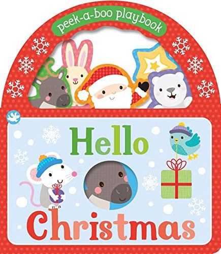 Hello Christmas: Peek-A-Boo Playbook