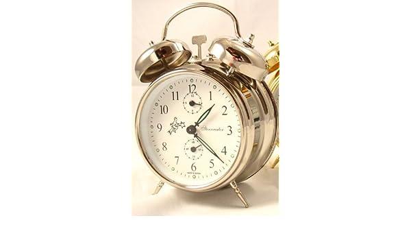 sternreiter-campanello mecánico con despertador, color ...