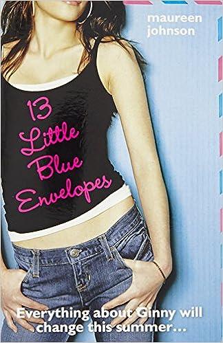Image result for 13 little blue envelopes