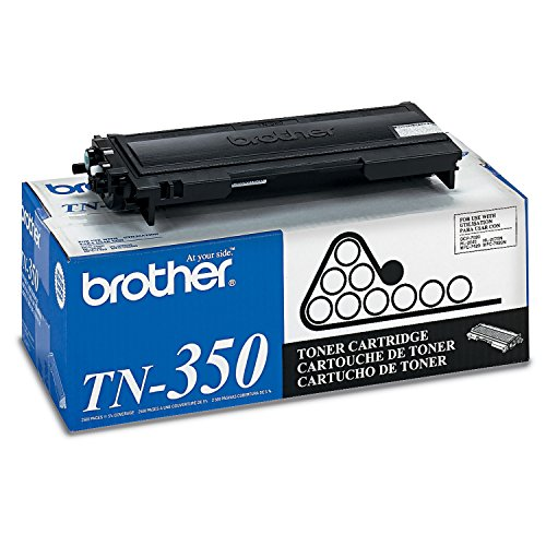 Brother TN350 2 Pack Standard Yield Toner Cartridges Brother Hl 2040 Printer