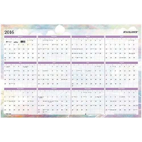 Weekly calendar 2016 for PDF