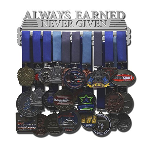 Allied Medal Hangers - Always Earned Never Given (Compact) (12