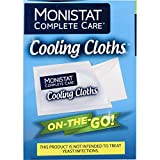 Monistat Care Cooling Cloths | Cools & Soothes